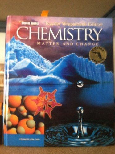 9780078703287: Glencoe Science Teacher Wraparound Edition CHEMISTRY MATTER AND CHANGE