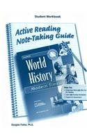 9780078726828: Glencoe World History Active Reading Note-Taking Guide: Modern Times: California Edition