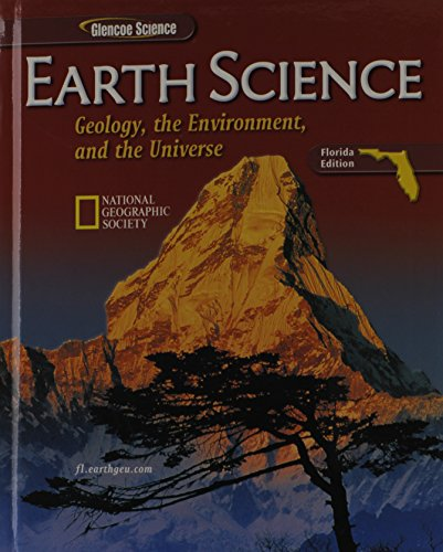 9780078728488: Earth Science - Florida Edition: Geology, Environment, And Universe