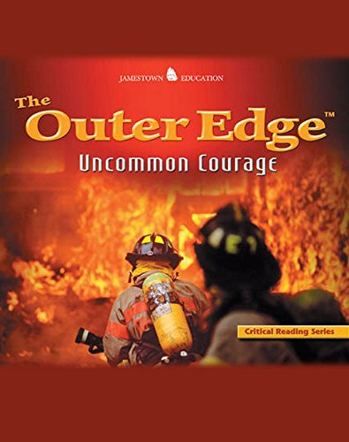 9780078729041: The Outer Edge: Uncommon Courage (Critical Reading)