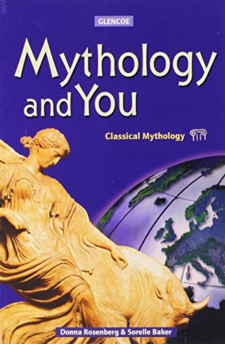 9780078729072: Mythology and You, Student Edition