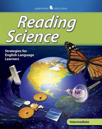 9780078729157: Jamestown Education: Reading Science, Strategies for English Language Learners, Intermediate