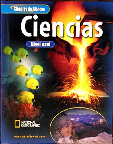 9780078730009: Ciencias, Nivel Azul