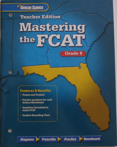 9780078730337: Mastering the FCAT, Grade 9, Teacher's Edition, Florida Edition