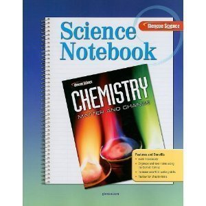 9780078730467: Science Notebook - Chemistry (Matter And Change)