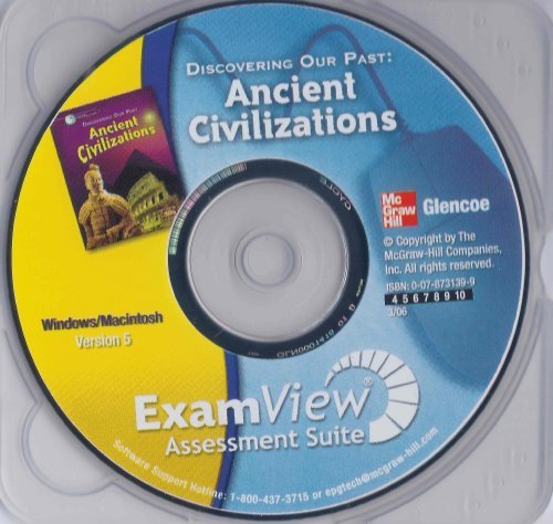 9780078731396: ExamView Assessment Suite: Discovering Our Past: Ancient Civilizations