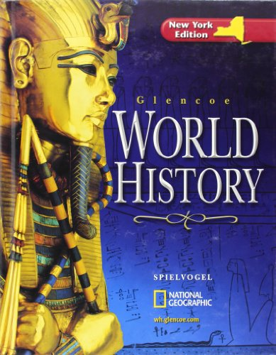 9780078734601: Glencoe World History, New York Edition