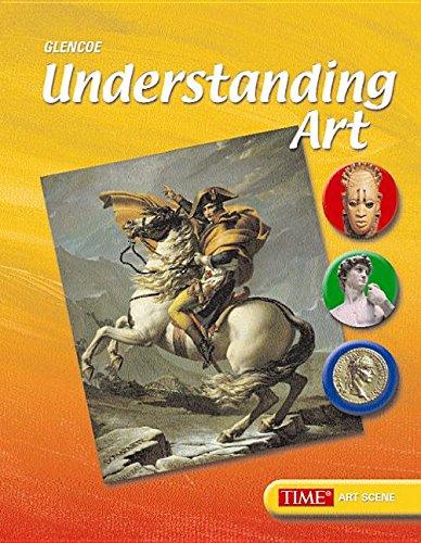 9780078735592: Glencoe Understanding Art (Time Art Scene)
