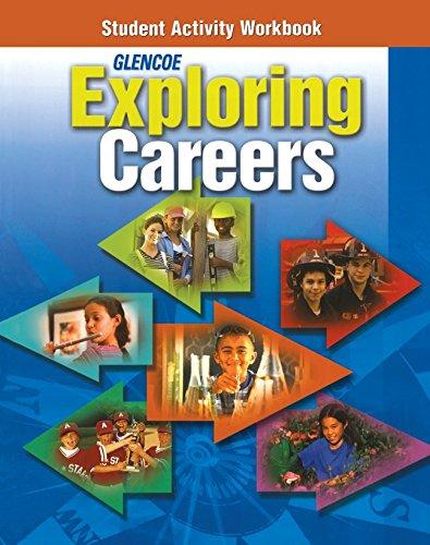 9780078736926: Exploring Careers, Student Activity Workbook