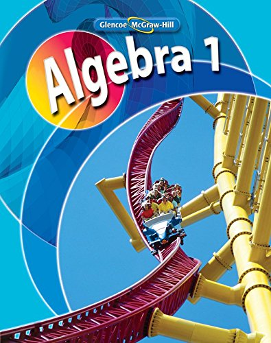 9780078738227: Algebra 1, Student Edition