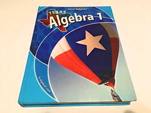 9780078738234: Texas Algebra 1