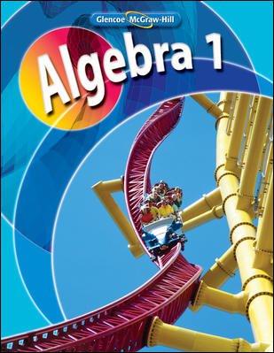 9780078738241: Glencoe McGraw-Hill Algebra 1, Teacher's Wraparound Edition