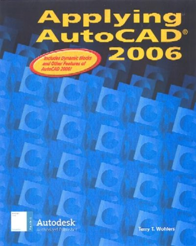 9780078738371: Applying AutoCAD 2006, Student Edition