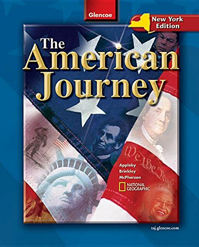 9780078741012: The American Journey