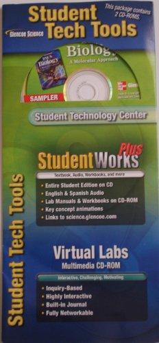9780078741449: BSCS Biology: A Molecular Approach Student Tech Tools 2 CD-ROMs in cardboard sleeve (Glencoe Science)