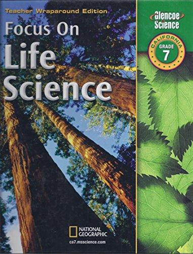 9780078741876: FOCUS ON LIFE SCIENCE 7 (TWE)