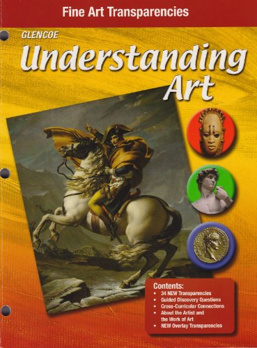9780078742125: Glencoe Understanding Art Fine Art Transparencies (Instructor Guide)