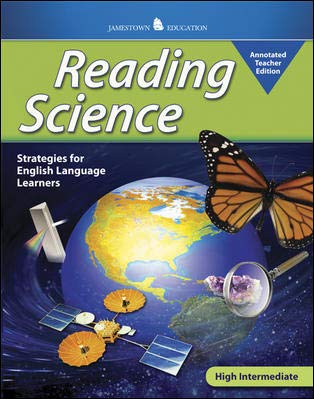 9780078742262: Reading Science Annotated Teacher's Edition High Intermediate