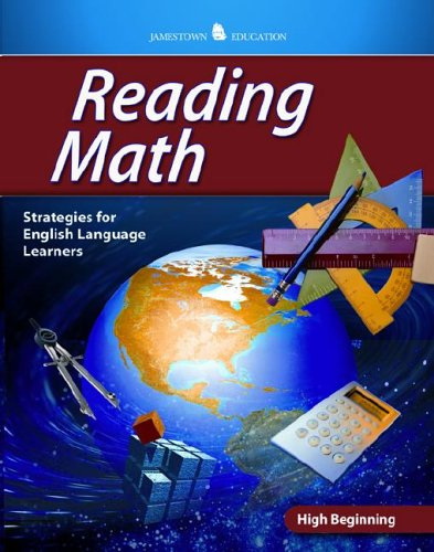 9780078742279: Reading Math: High Beginning (JT: ENGLISH LANGUAGE LEARNER ACADEMIC READING STRATEGIES)