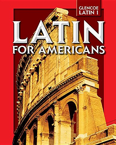 9780078742514: Latin for Americans: Level 1
