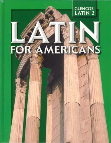 9780078742538: Latin for Americans, Level 2, Student Edition