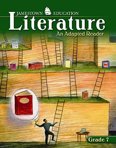 9780078743146: Jamestown Education: Literature: An Adapted Reader: Grade 7