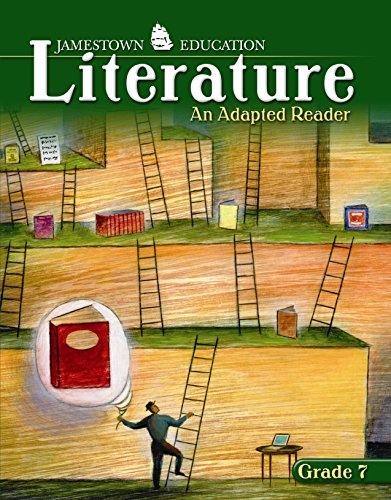 Jamestown Education, Adapted Literature, Student Edition Grade: McGraw-Hill Education