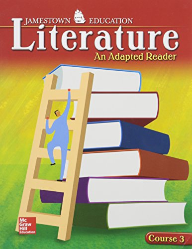 Jamestown Education: Literature- An Adapted Reader, Grade: Education, McGraw-Hill