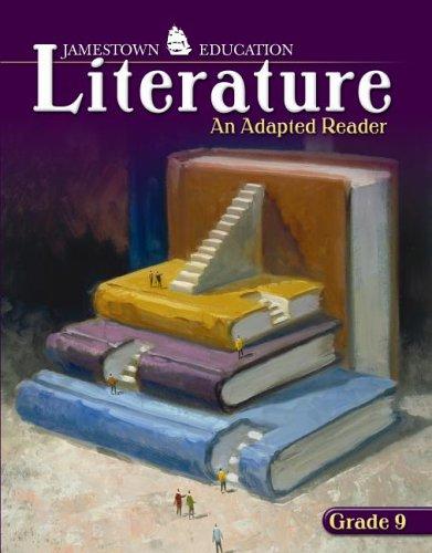 9780078743160: Jamestown Education, Adapted Literature, Student Edition Grade 9