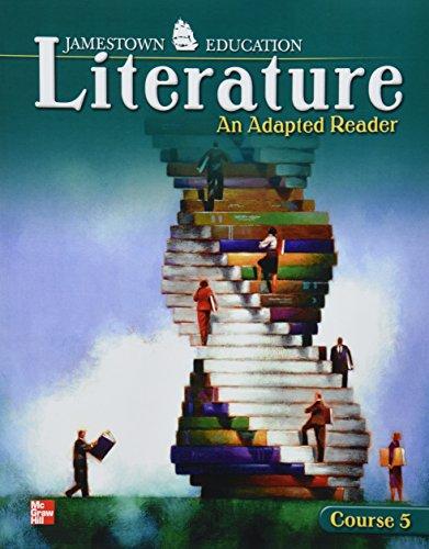 9780078743177: Jamestown Education, Adapted Literature, Student Edition Grade 10 (JT ADAPTED LITERATURE SERIES)