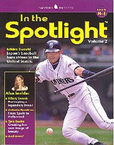 9780078743252: In the Spotlight: Vol 2, Levels H-J (Jamestown Education)