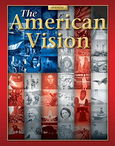 9780078743504: The American Vision, Student Edition