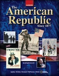 9780078743603: The American Republic Since 1877, Teacher Edition
