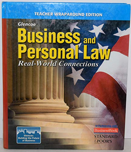 9780078743702: Business and Personal Law: Real-World Connections