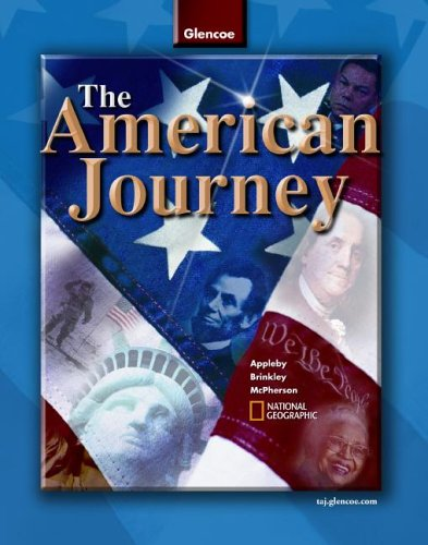 9780078743894: The American Journey, Student Edition