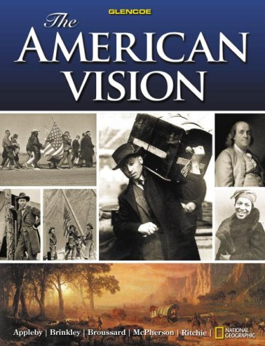 9780078745218: The American Vision, Student Edition