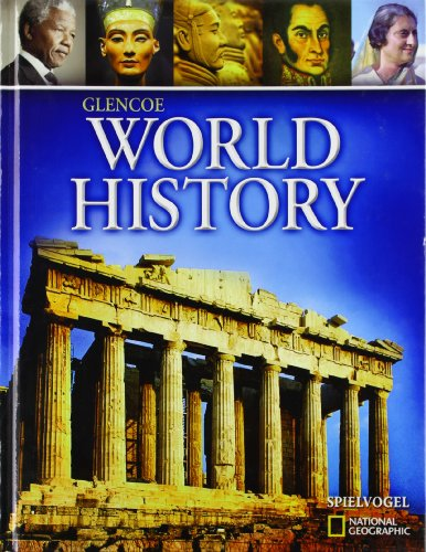 9780078745256: Glencoe World History, Student Edition