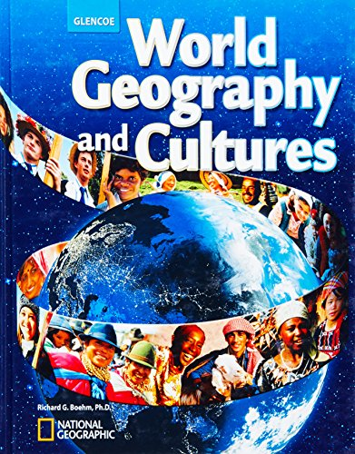 9780078745294: World Geography and Cultures, Student Edition