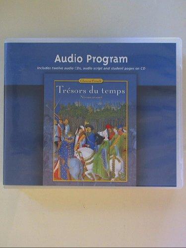 9780078745324: Tresors du temps, Niveau avance, Audio Program ISBN 0078745322 9780078745324