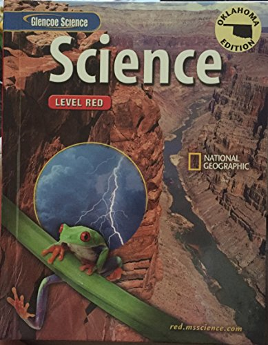 9780078746383: Science Level Red Oklahoma Edition