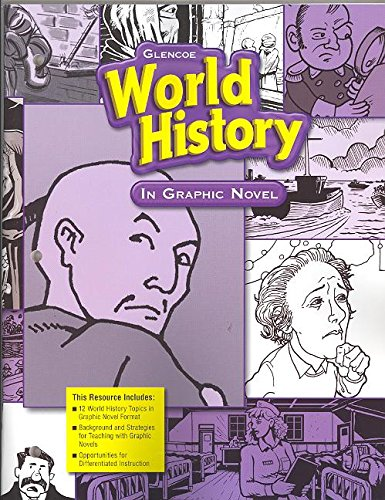 9780078747380: World History: In Graphic Novel