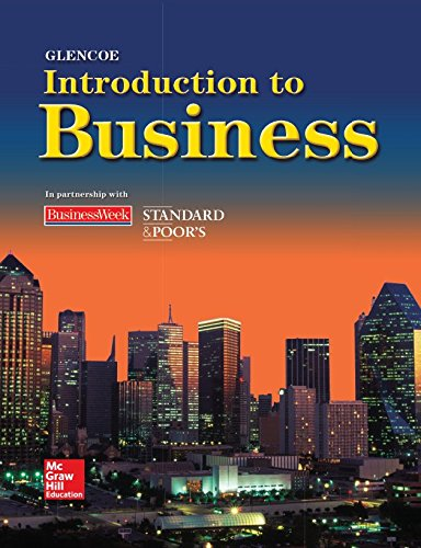 9780078747687: Introduction To Business, Student Edition