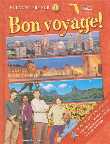 9780078747939: Florida Bon Voyage! (Glencoe French)