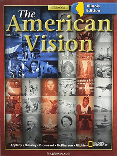 9780078749988: The American Vision