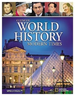 9780078750205: Glencoe World History: Modern Times - Kentucky Edition