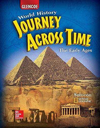9780078750472: Journey Across Time The Early Ages