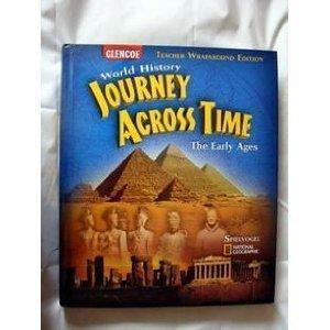 9780078750489: World History: Journey Across Time (Teacher Wraparound Edition)