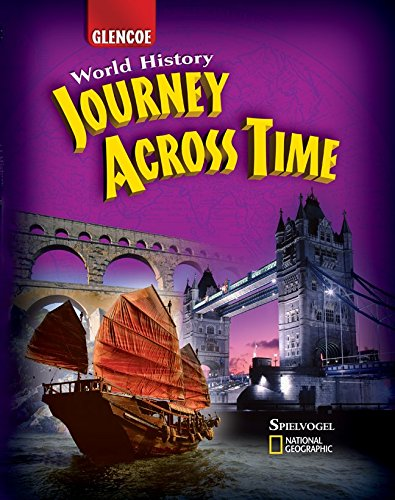 9780078750502: World History; Journey Across Time, Student Edition