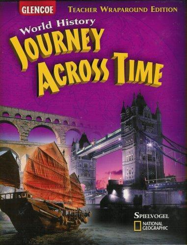 9780078750519: World History: Journey Across Time (Teacher Wraparound Edition)
