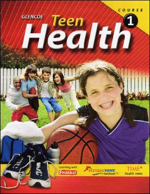 9780078750533: Glencoe Teen Health Course 1 Transparencies with Teaching Strategies and Activities